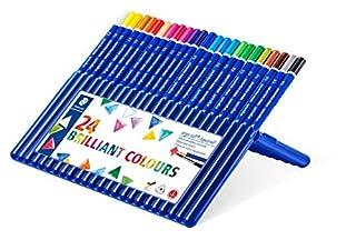 Staedtler Ergosoft Watercolor Pencils (156SB24) (B000KJOE6M) | Amazon Products
