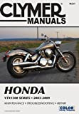 Honda VTX1300 Series 2003-2009, Clymer Publications Staff and Penton Overseas, Inc. Staff, 1599693399