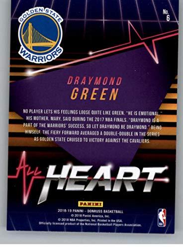 Amazon.com: 2018-19 Donruss All Heart Basketball Card #6 ...