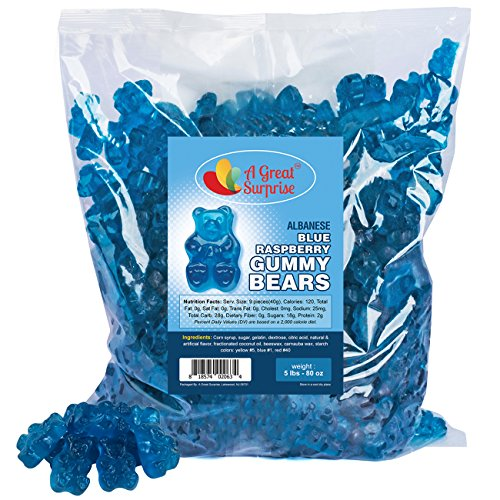 Gummy Bears Bulk