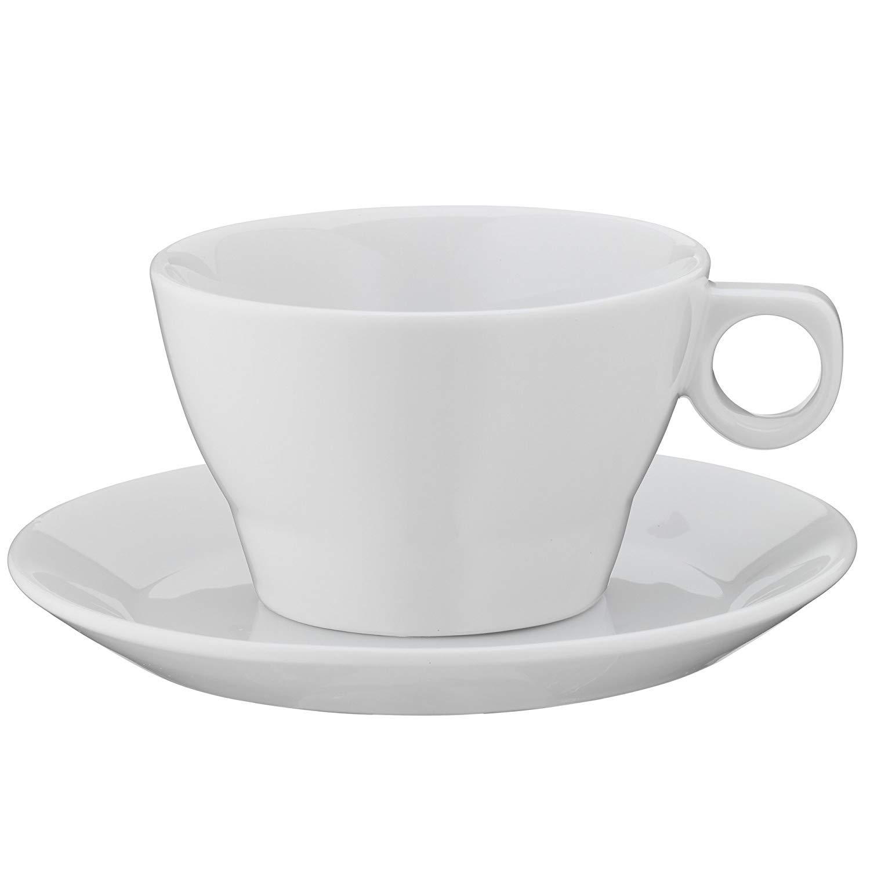 Porcelana Blanco 20 x 20 x 30 cm WMF Barista Taza Cappuccino