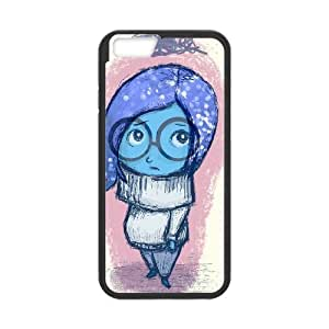 iPhone 6 Plus 5.5 Inch Cell Phone Case Black PITY SADNESS Xrowo