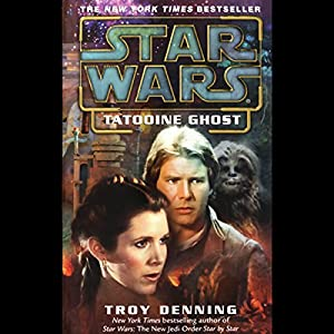Star Wars: Tatooine Ghost Audiobook