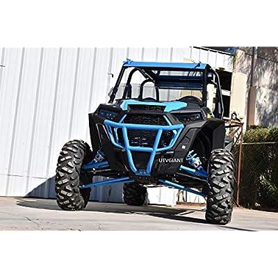 2020-2020 Polaris RZR XP 1000 / Turbo/Turbo S, Front Bumper, Sky Blue: Automotive