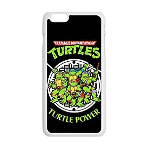 Cool Painting Teenage Mutant Ninja Turtles Cell Phone Case for Iphone 6 Plus