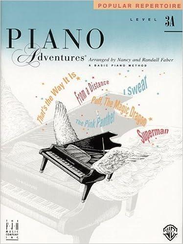 piano adventures level 3a popular repertoire set 1 book 1 cd set popular repertoire book popular repertoire cd