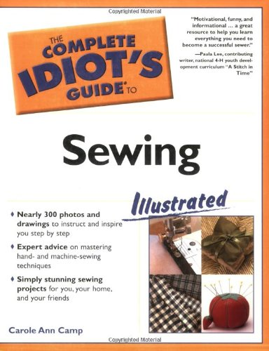 Download The Complete Idiots Guide to Sewing Illustrated online epub