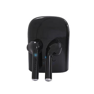 Auriculares inalámbricos Bluetooth Earbud - V4.2 Auriculares estéreo y HD Mic Sports Bluetooth,