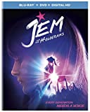 Jem and the Holograms [Blu-ray]