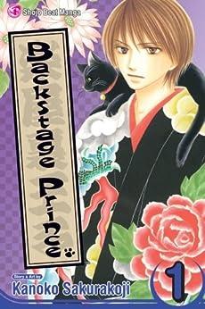 Backstage Prince, Vol. 1 by [Sakurakouji, Kanoko]