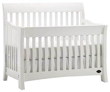 Bonavita Metro Lifestyle Crib, Classic White