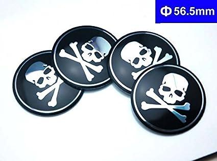 Amazon Benzee 4pcs D138 565mm Car Emblem Badge Sticker Wheel