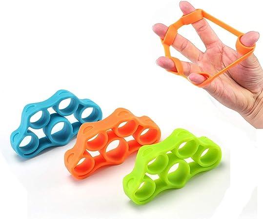 Refuerzo de mano VE para dedos de invierno, de silicona, para ...