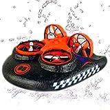 VAK Drone 1842 3 EN 1 Aire Tierra Y Agua Anfibio