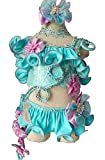 Infant/Toddler/Baby/Children/Kids Girl's Swimwear&Bikini SW009 Blue Size 2T