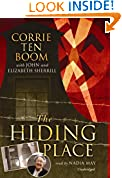 Corrie Ten Boom (Author), John and Elizabeth Sherrill (Author), Nadia May (Reader) (2787)  Buy new: $24.95$23.47 5 used & newfrom$15.72
