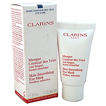 Skin Smoothing Eye Mask by Clarins for Unisex – 1 oz Eye Mask