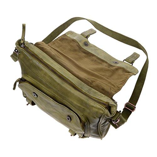 Bag Timeless Dudu 580 Porté Femme 1082 Sac Épaule Vert pCaqx4a