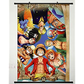 Amazon Com One Piece Poster Quot Wanted Luffy Quot Prints