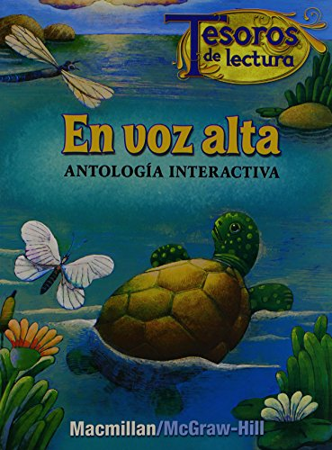 Tesoros de lectura, A Spanish Reading/Language Arts Program, Grade K, Read Aloud Anthology (ELEMENTARY READING TREASURES