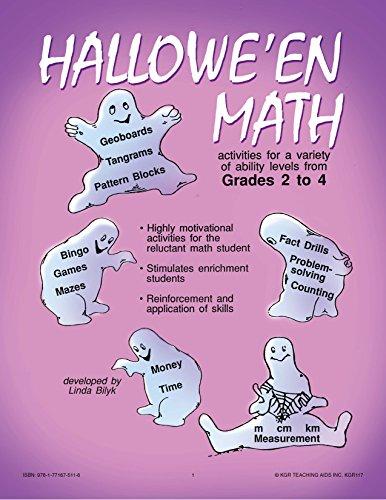 Hallowe'en Math -