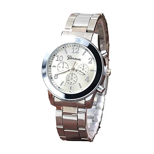 Amazon.com: Watches for Women On Sale Clearance,Women Crystal Analog Quartz Watch Fashion Wrist Watch Casual Business Bracelet Watches Gift,Round Dial Case ...
