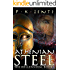 Athenian Steel: Bloody ancient historical epic with a Cosmic SF twist (The Hellennium Book 1)