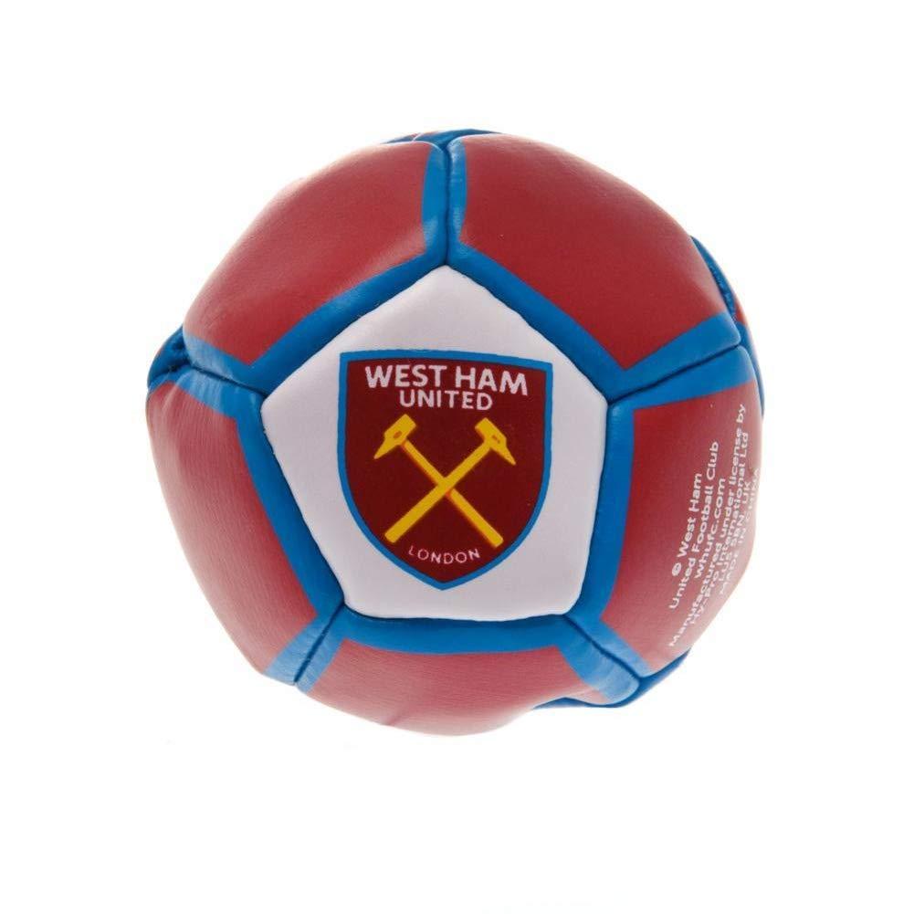 West Ham United FC - Pelota Kick N Trick (Talla Única) (Rojo ...