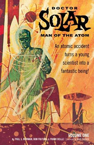 Read Online Doctor Solar: Man of the Atom Volume 1 pdf epub