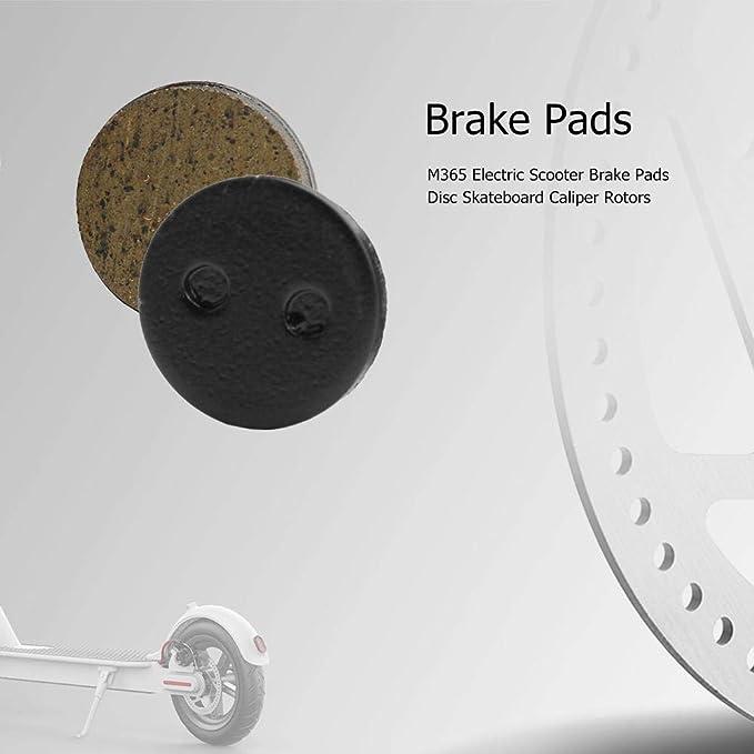 Matefielduk Pastillas de Freno Xiaomi M365,Disco de Freno ...