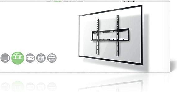 TronicXL - Soporte de Pared Fijo para televisores de 23-55 Pulgadas para Loewe One 40 1.40 1.32 3.49 DR+ OLED 55 UHD Reference Xelos Individual Compose 3D Art Löwe: Amazon.es: Electrónica