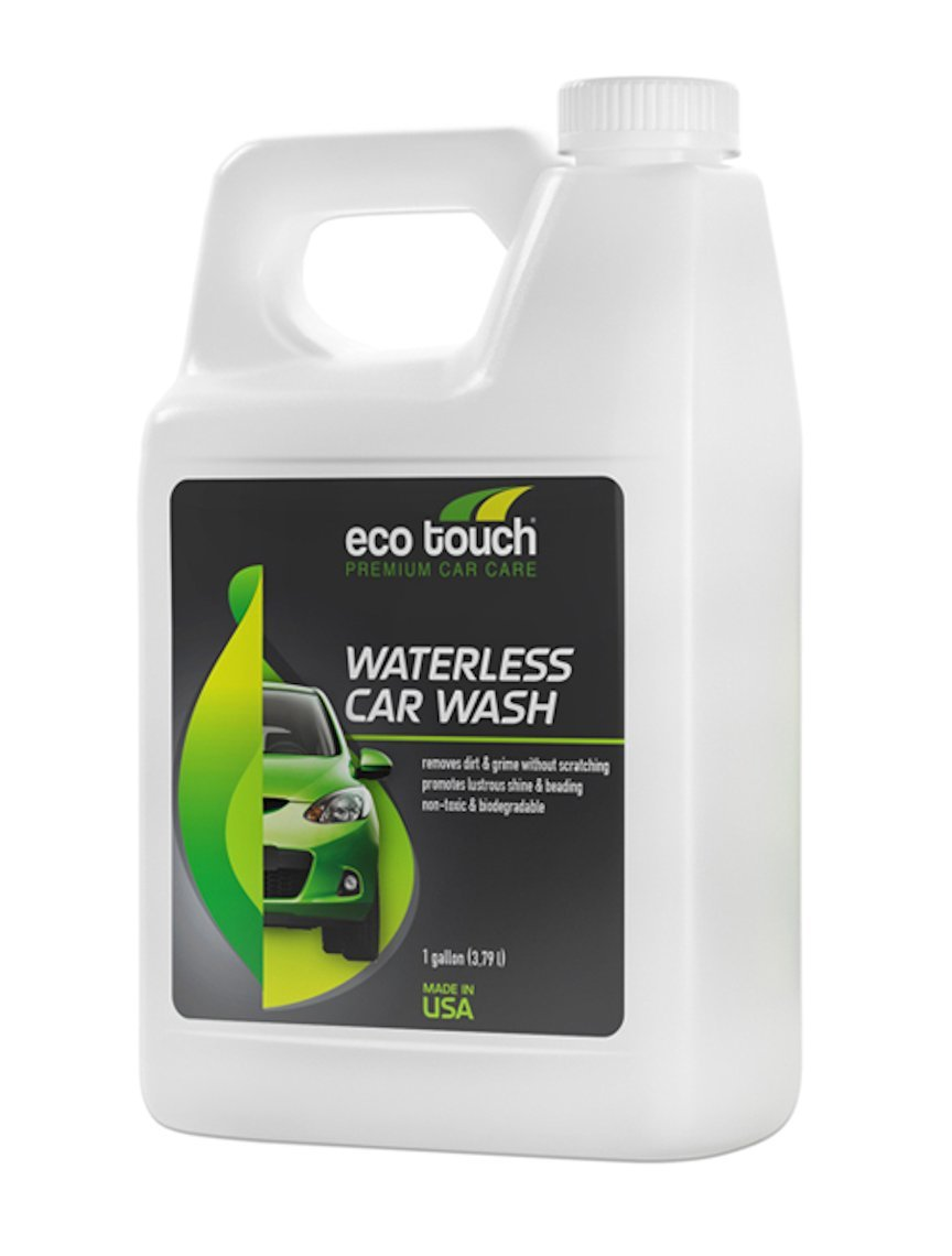 Eco Touch WCW1G Waterless Car Wash, 1-Gallon