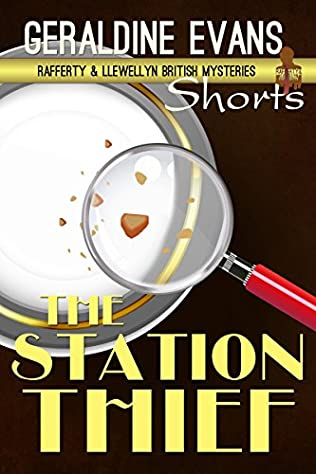 book cover of The Station Thief