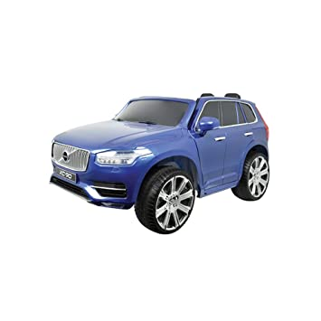 Autostyle 9024996 Battery Car Volvo Xc90 Blue 12v Incl Mp3