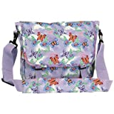 Wildkin Butterfly Messenger Bag (Large) - Butterfly