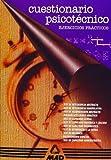Cuestionario Psicotecnico/ Aptitude Questionnaire: Ejercicios Practicos/ Practical Exercises