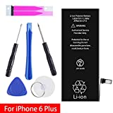 Best I Phone 6 Batteries - GOGO Roadless iPhone 6 Plus Battery Replacement Kit Review