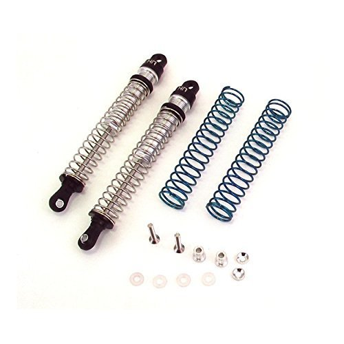 Hot Racing TD12001 Threaded Aluminum Shock Set 120mm, AX10 by Hot Racing