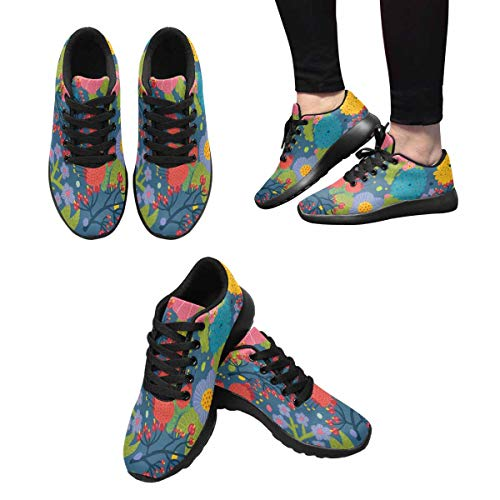 Design Women's 2 InterestPrint Running Custom Sneaker awx6I