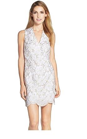 Shift White Dress