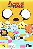 Adventure Time: Jake the Dad [With Jake Hat] [Collection 5] [NON-USA Format / PAL / Region 4 Import - Australia]