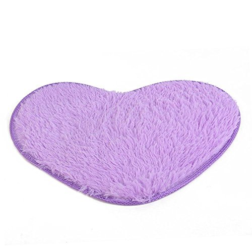 Candychin Purple Heart Shape Design Bedr - Dining Plush Shopping Results