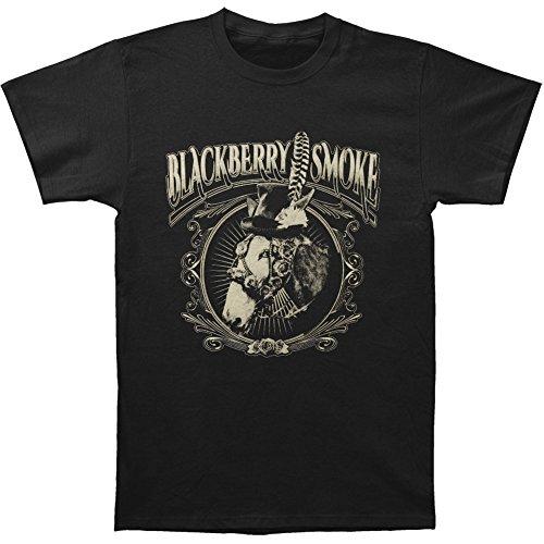 blackberry-smoke-mens-horse-slim-fit-t-shirt-x-large-black