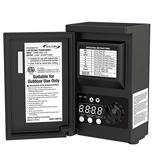 Outdoor Light Timer Box in US - 2