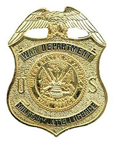 (Military Intelligence Badge)