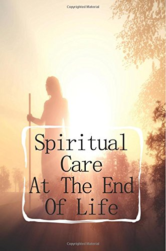Spiritual Care At The End Of Life: Blank Prayer Journal, 6 x 9, 108 Lined Pages