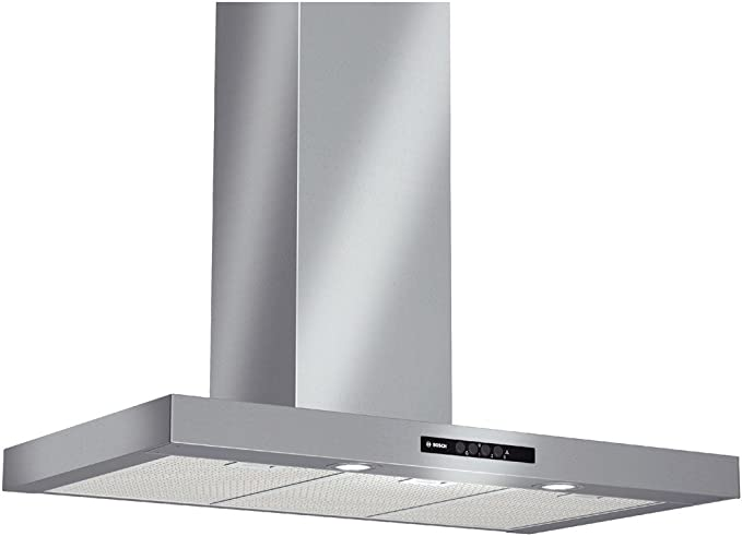 Bosch DWB09W651 - Campana Decorativa Dwb09W651 Con 3 Niveles De Extracción: Amazon.es: Grandes electrodomésticos