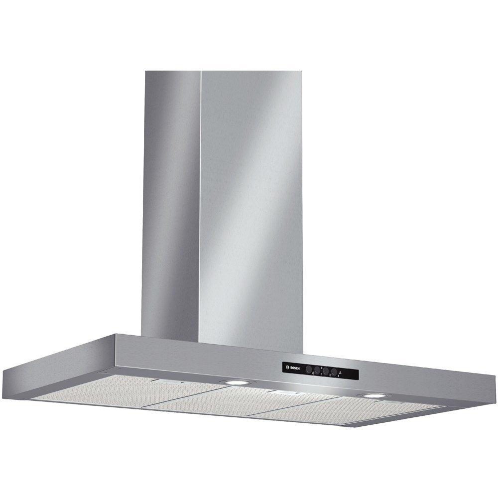 Bosch DWB09W651 - Campana Decorativa Dwb09W651 Con 3 Niveles De Extracción 4242002714394