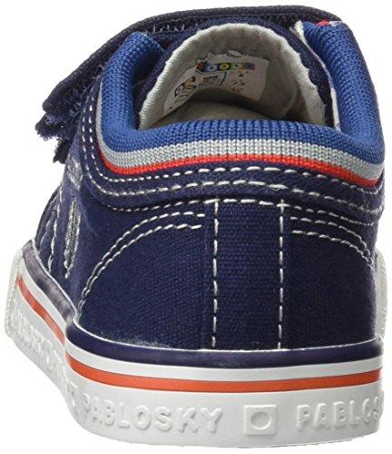 Pablosky 940820, Zapatillas Para Niños Azul (Blue)