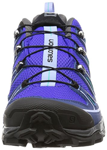 Ultra Basse GTX Salomon de X Black à 2 Tige Femme Randonnée Chaussures 5qq4pB